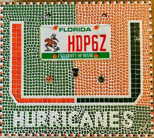 University of Miami Mosaic - The Mosaic Maniac