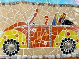 Mosaic Beach Buggy