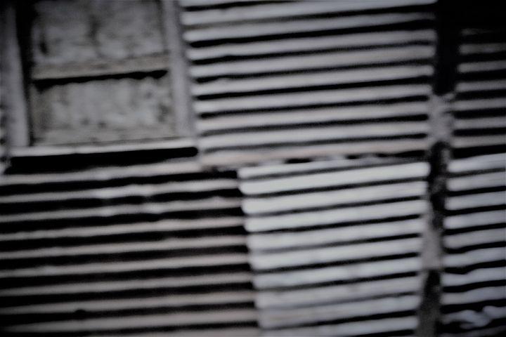 Black n White Steel - LEVEL V GALLERY