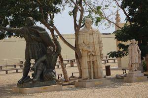 Angolan Sculptures