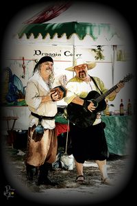 Sing And Dance Ye Mateys - Doubloon 'N Dagger LLP