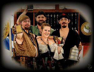Drink Up Ye Mateys - Doubloon 'N Dagger LLP