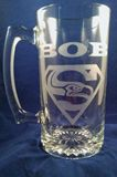 Seahawk Superman Mug