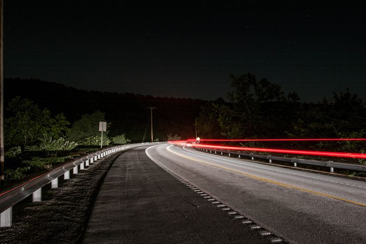 Long Exposure 4 - Tim Unger