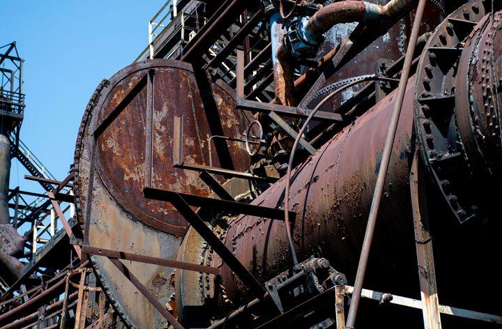 Bethlehem Steel 3 - Tim Unger