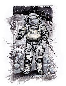 Astronaut Baxter 2