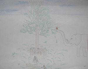 A Meereck's Xmas Tree 3