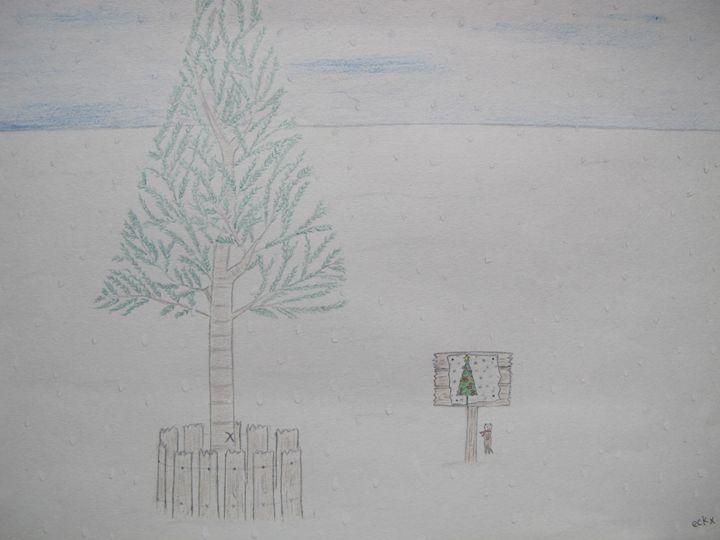 A Meereck's Xmas Tree 4 - Teck. The Den