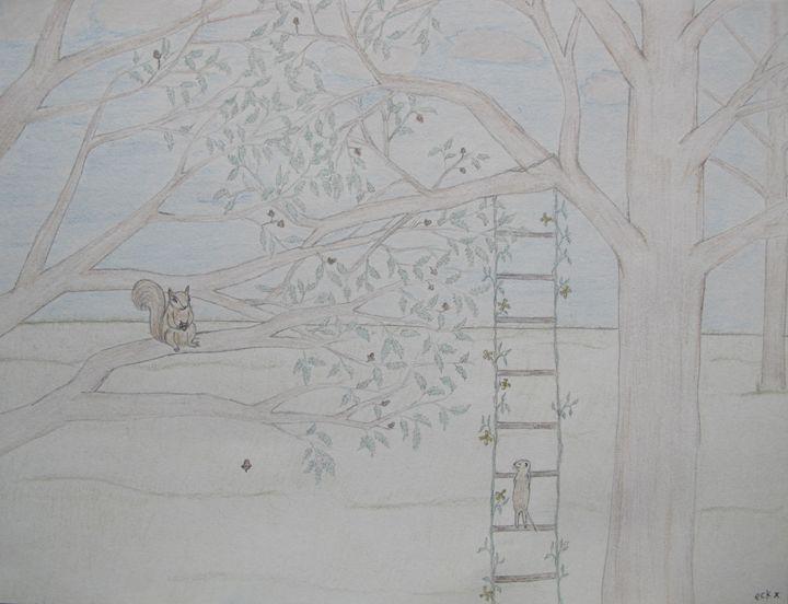 A Meereck's Xmas Tree 6 - Teck. The Den