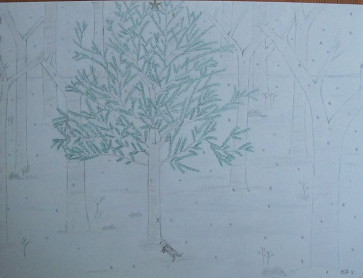 A Meereck's Xmas Tree 16 - Teck. The Den