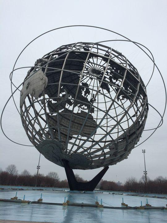 The Globe in Flushing Meadows - Sven Baldwin