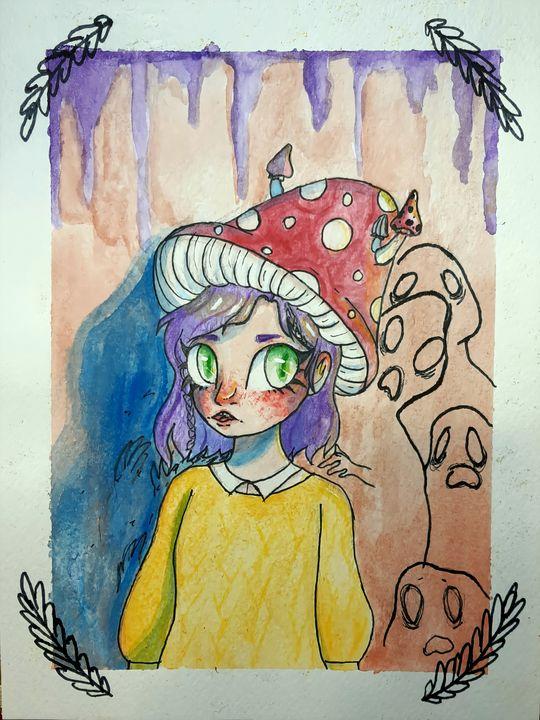 Witchgirl - Pepper