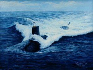 USS Pasadena 752
