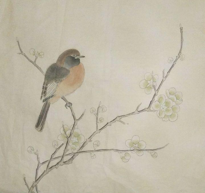 chinese traditional painting - Zhao jinxian