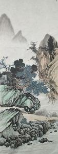landscape painting 500*600mm