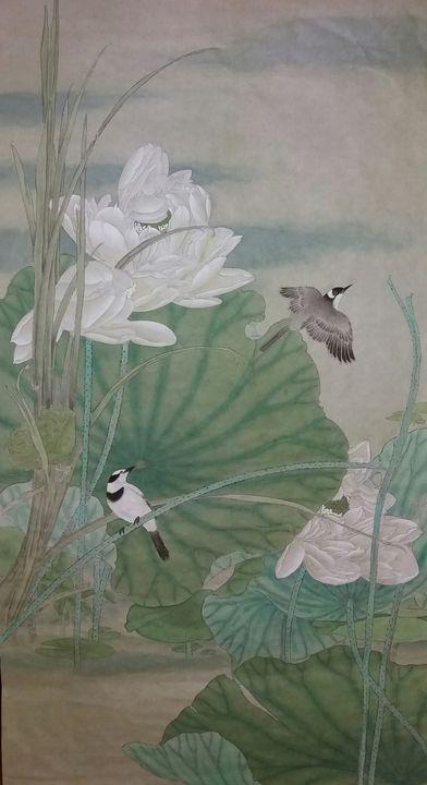 Lotus Fun - Zhao jinxian