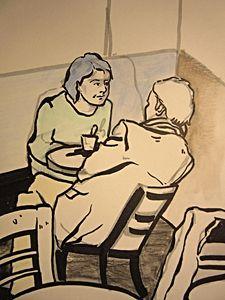 Cafe, Berlin