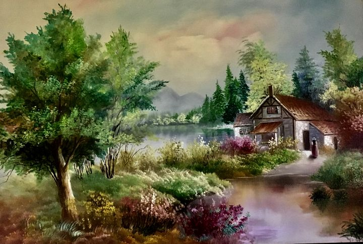 LISAS COTTAGE - The  Colors  of  Emotion