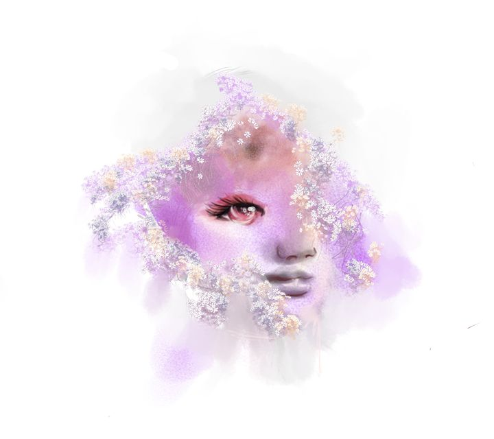 Lavender Starlight - Pink Dreams