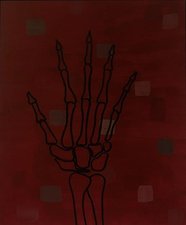 A hand in the deep - Melanie Jane