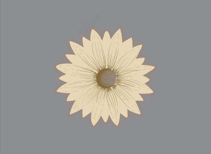 Golden ray - Melanie Jane