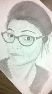 graphite sketch