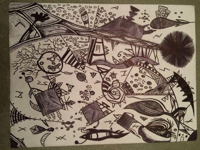neuro necros vortex - Sensualy Psychedelic