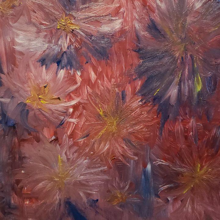 Pretty  Flowers - Nina Zachary