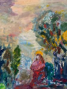 Gethsemane Garden