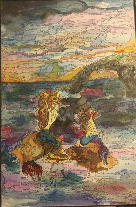 Sardine Sirens - Stillness by Taylor