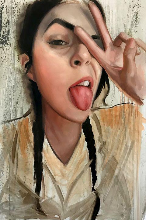 Barbara - Paintings