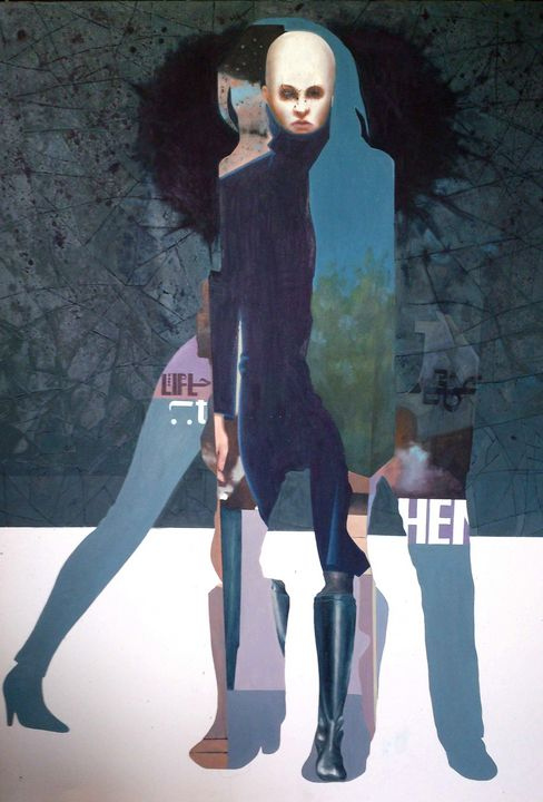 models - ali jahangard