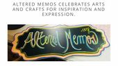 Altered Memos Crafts