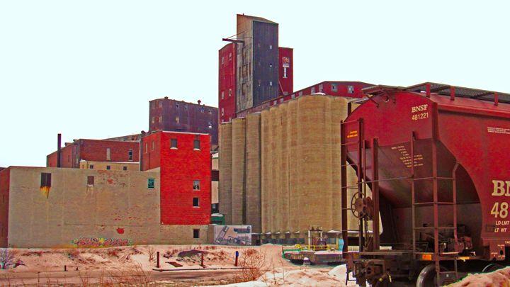 RED Industrial - Matthew Zelasko