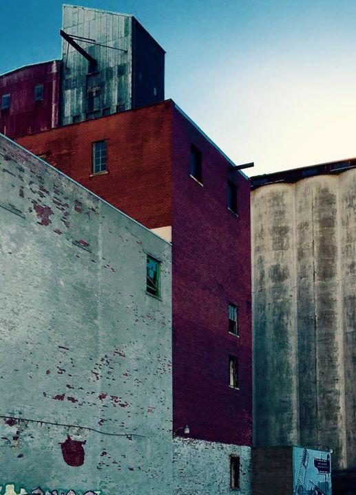 Red Brick - Matthew Zelasko