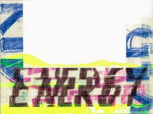 """""""ENERGY"""" Abstract mixed media"""