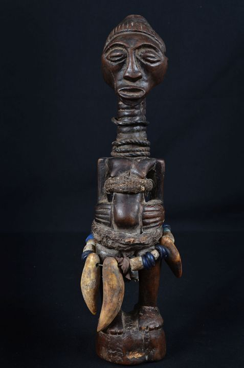 Songye Fetish - Gallery Antique Uganda