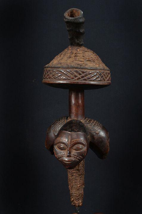 Tabwa Sculpture - Gallery Antique