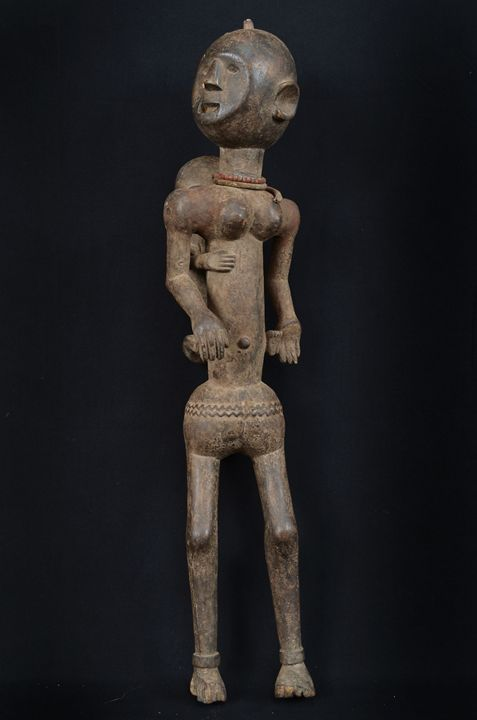 Nyamwezi Sculpture - Gallery Antique Uganda