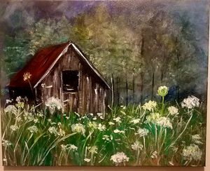 Rustic Barn SOLD