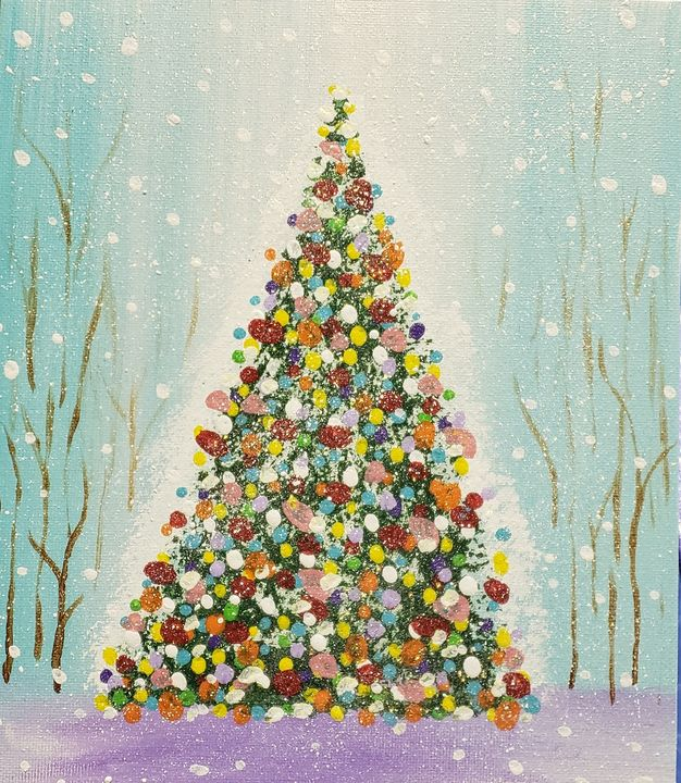 Xmas tree 3 - Endless Summers Gallery