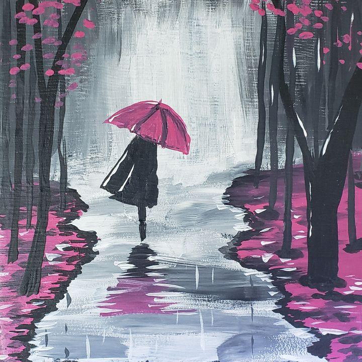Pink Rain - Endless Summers Gallery