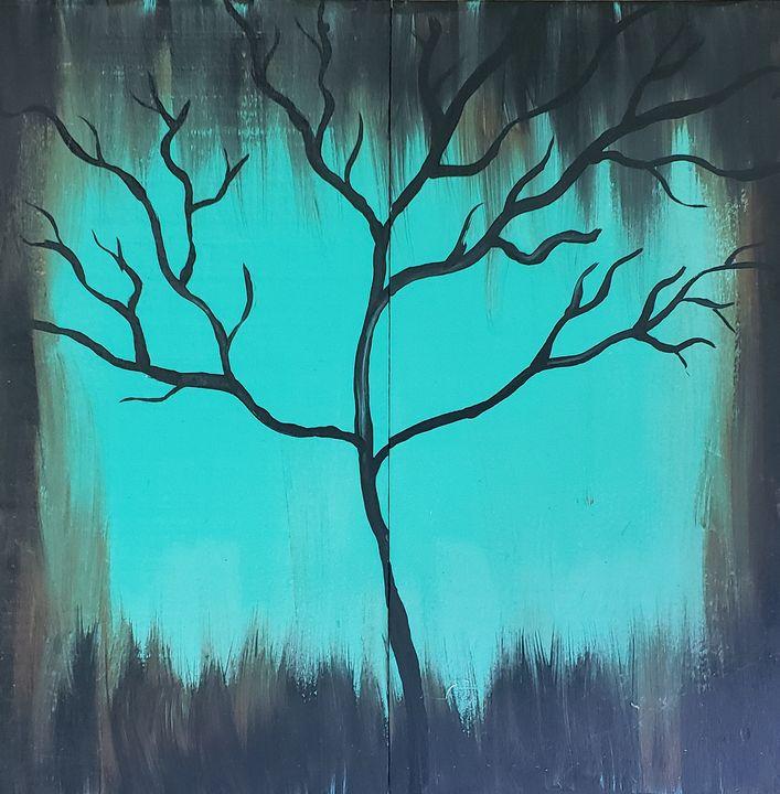 Black tree - Endless Summers Gallery