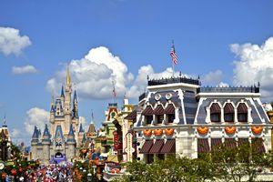Cinderella's Castle - Brent