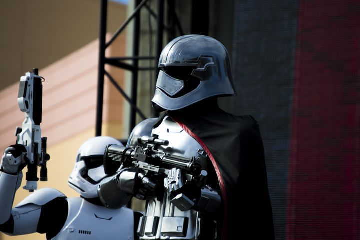 Captain Phasma - Brent