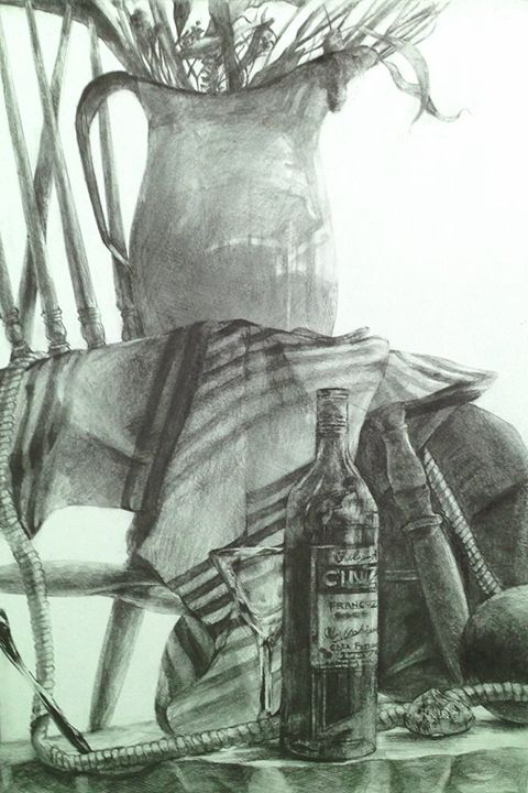 Sketch - Japanese Artist