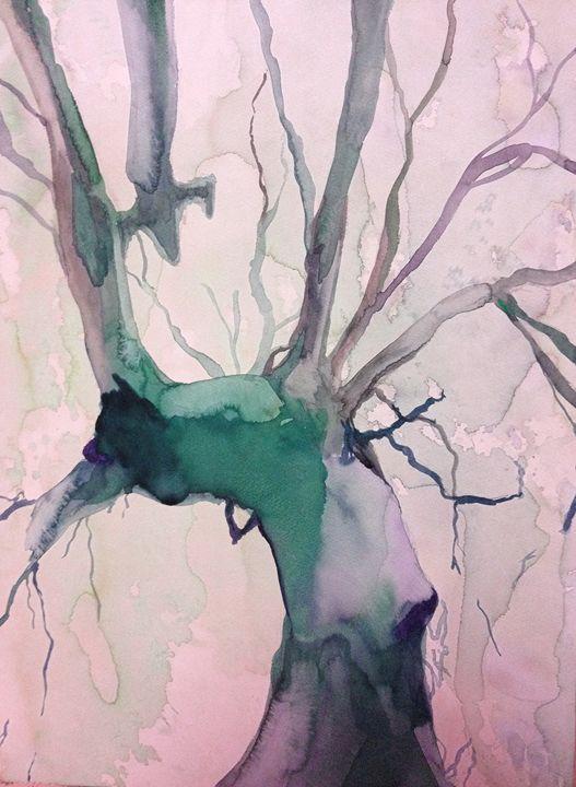 Botanical - Japanese Artist