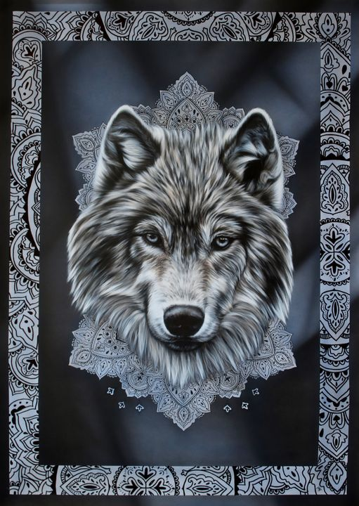Wolf - Jessica renault