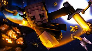 Minecraft wallpapeer