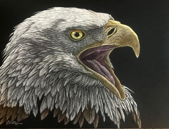 Predator's Cry, Bald Eagle - Jwatkins